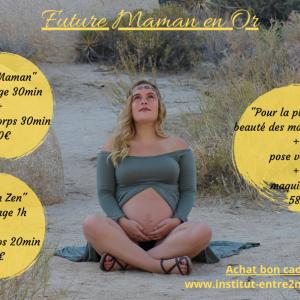Offres Fêtes des Mères pour future maman